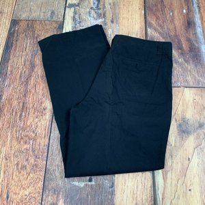 Casual Black Pants by Kenneth Cole Size 36/32